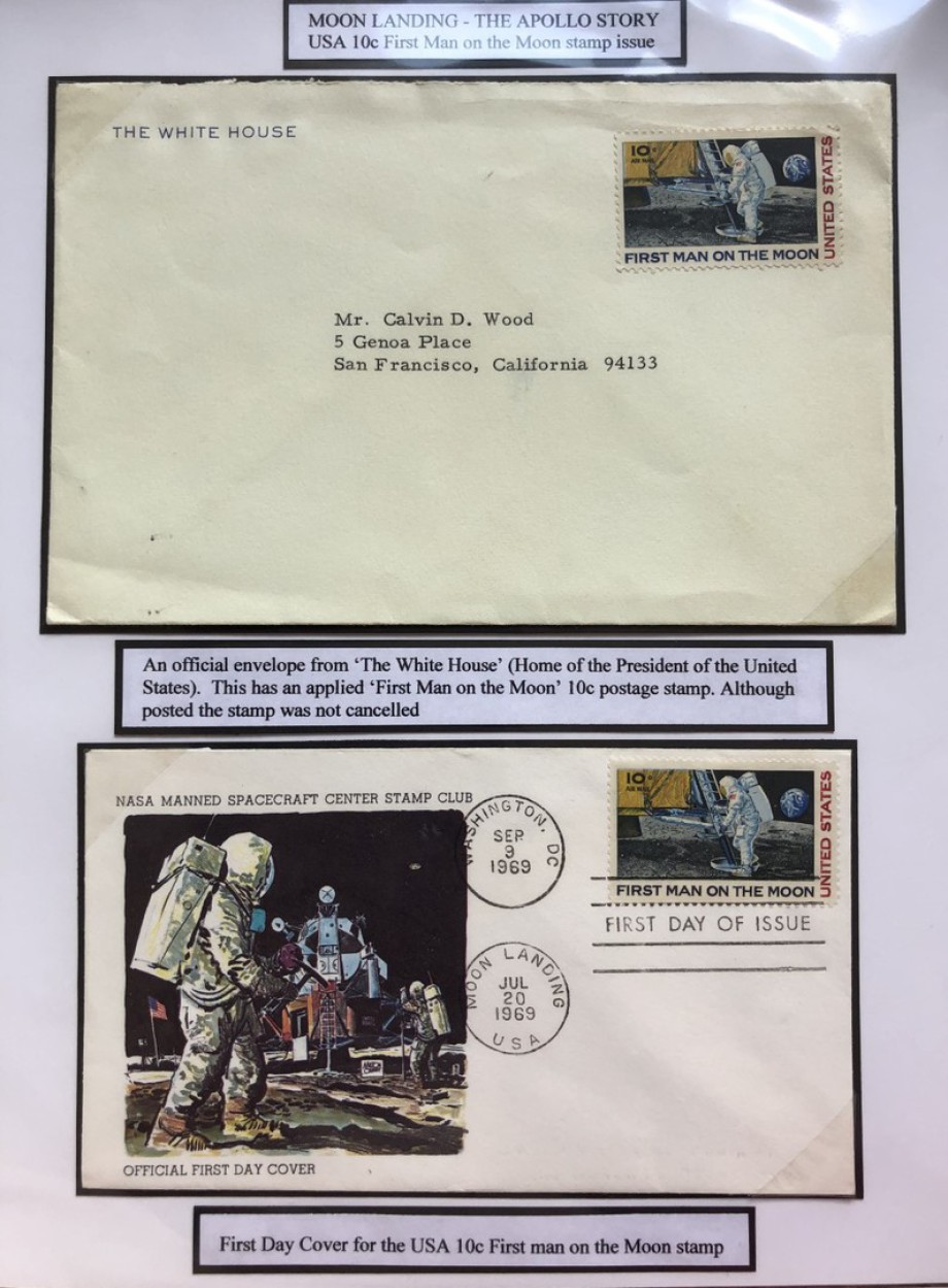 Marks Postcard chat - MOON LANDING The Apollo Story